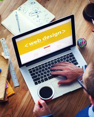 Webdesign & graphic design
